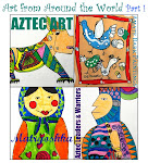 """ART FROM AROUND THE WORLD"" LESSON PLAN. 20-PAGE PDF BOOKLET FOR DOWNLOAD. ONLY $5"