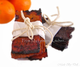 Bak Kua / Chinese Sweetmeat