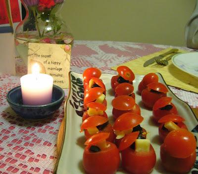 Anniversary Dinner ~ Entree