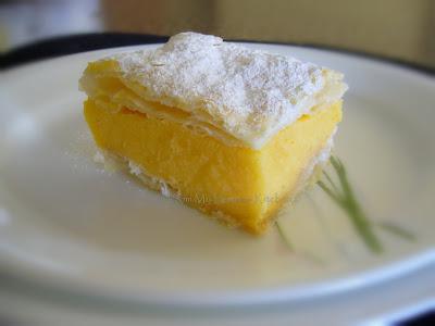 Yummy Vanilla Slice