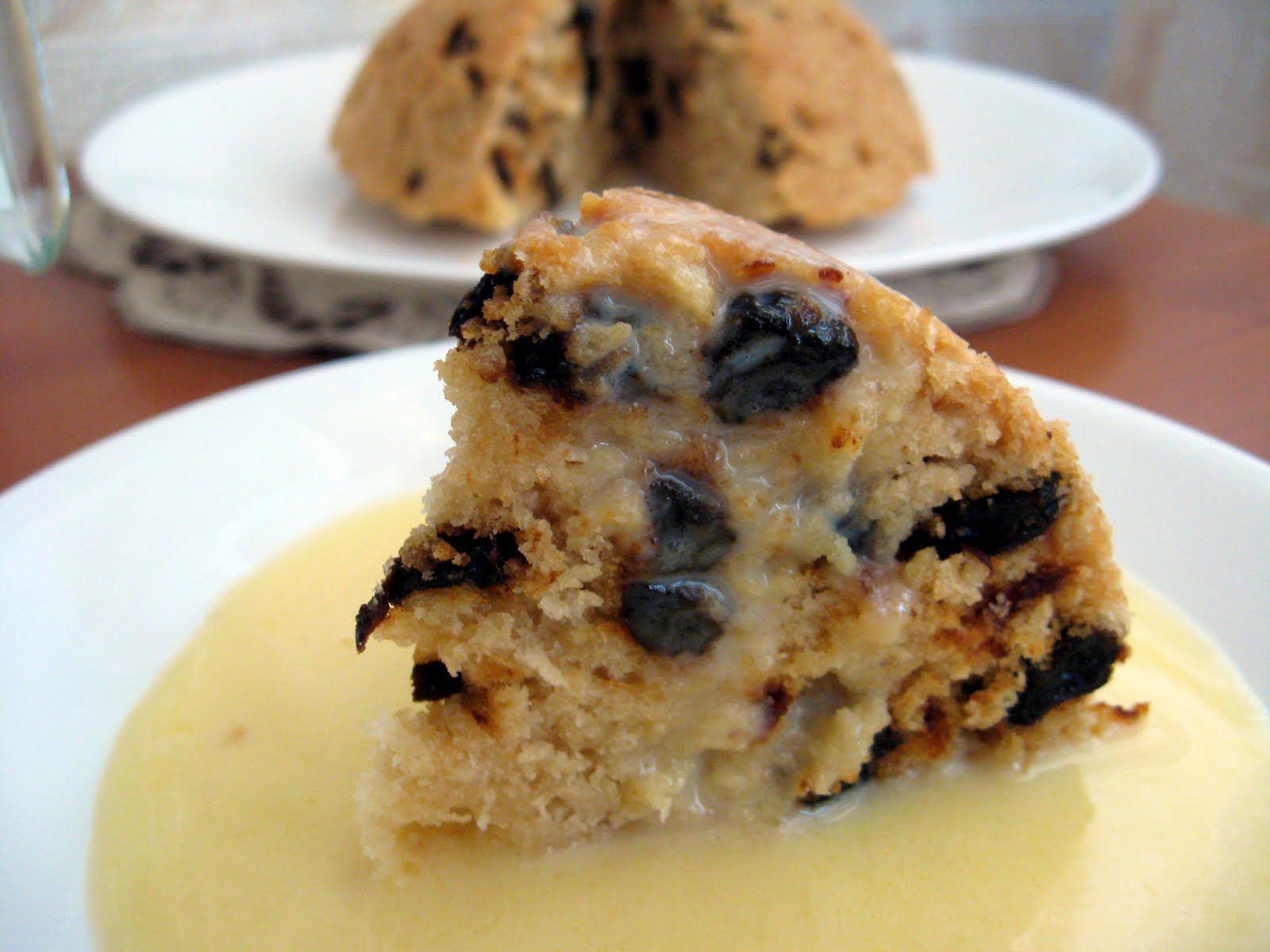 My Food Affair: English pudding-Daring Baker