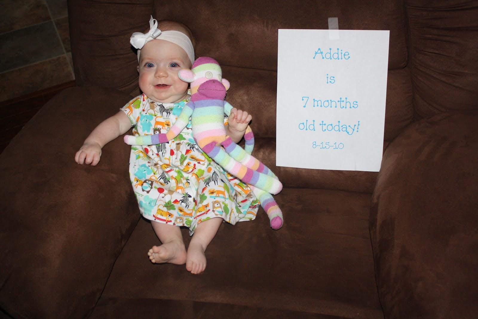 Addie loves even more