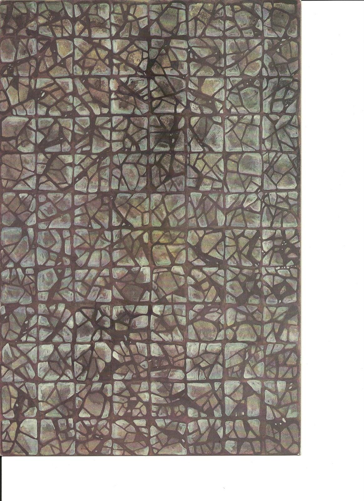 Dark Parquet Flooring