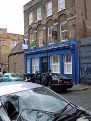 The Lion, Tapp Street, Bethnal Green