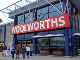 Woolworths, Norwich