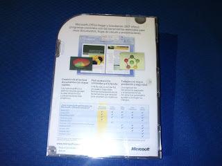 Microsoft Office Word 2007 para la venta