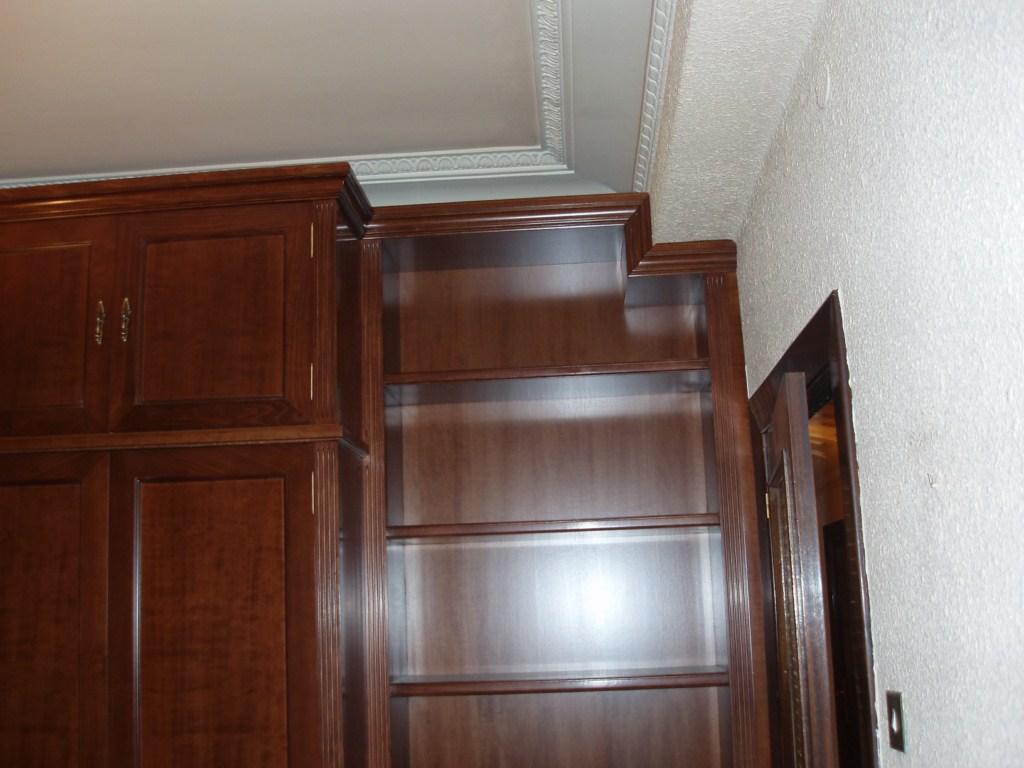 Armario Dormitorio Nogal
