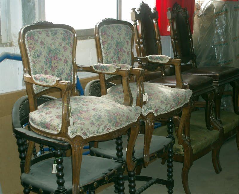 Restauracin de muebles antiguos  Muebles Cansado