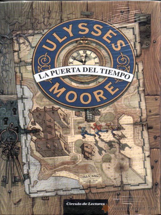 La puerta del tiempo – Ulysses Moore