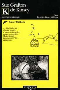 K de Kinsey – Sue Grafton