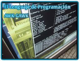 Jesús Alberto - El Lenguaje de Programación Awk-Gawk
