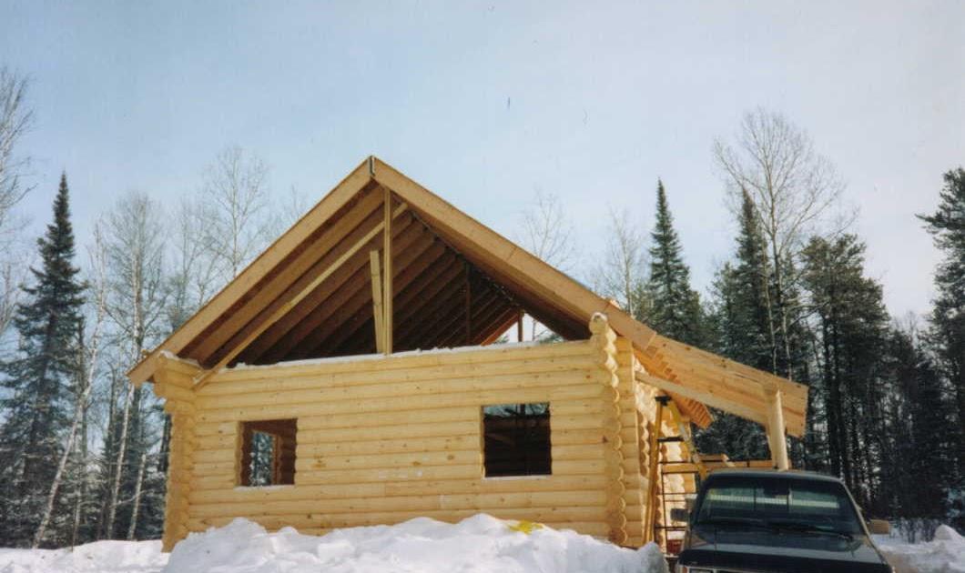 Deer Tracks Amp Trails Timber Roof Trusses