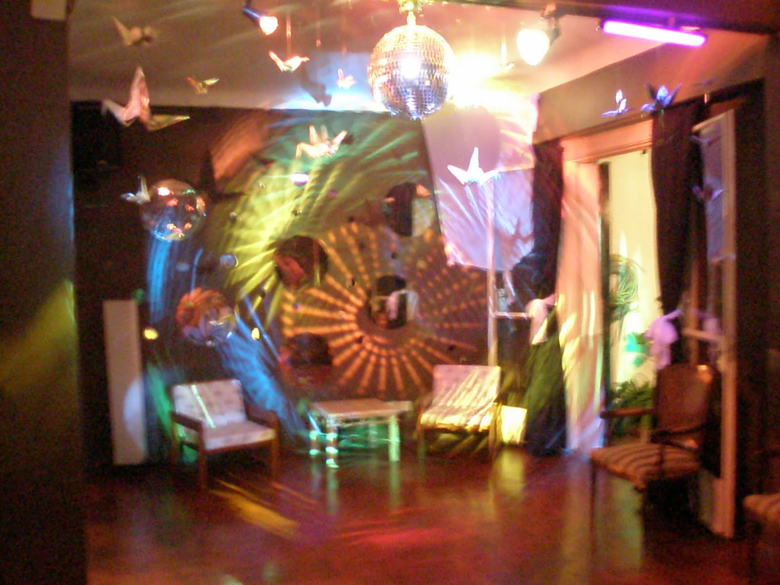 Espejos Para Salon De Baile Sublime Eventos Disco