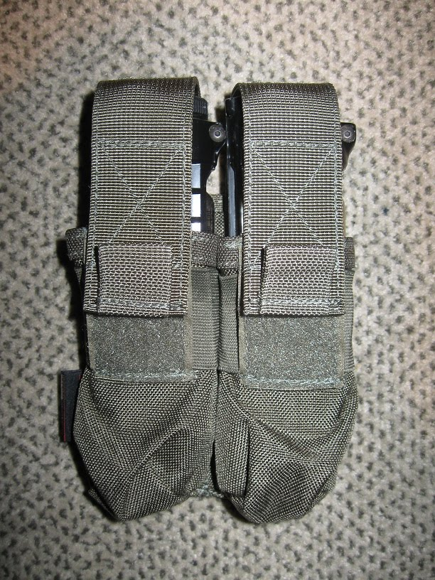 Grey Ops Milsig T8 Tpx Double Magazine Pouch Review