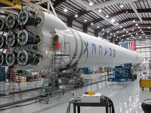 Falcon 9 Heavy Dragon Lunar - Pics about space