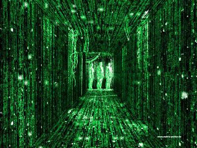 Matrix, un mundo Virtual. Subvencionado por los chicos subvencionados de la ceja
