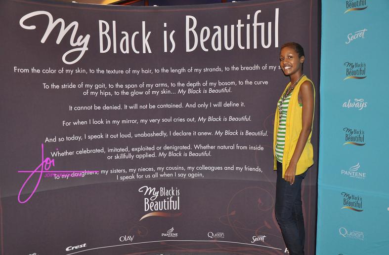 Black girl makeover - 1 part 9