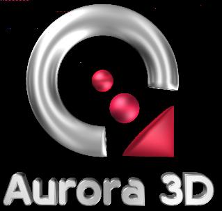 3D Text Logo Animation Design | Aurora3D Software: 1/9/11 ...
