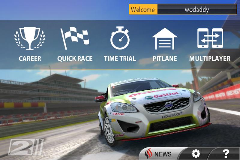 descargar real racing 2 apk sd