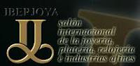 Cartel de Iberjoya 2008, Salón Internacional de Joyería, Platería, Relojería e Industrias Afines