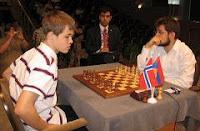 Levon Aronian y Magnus Carlsen se imponen en el Torneo de Ajedrez de Corus 2008