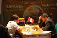 Granda nuevo Campeón Iberoamericano de Ajedrez, Iturrizaga subcampeón