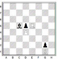 Capturar con el peón en ajedrez