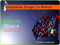 Medicamento para la diabetes en medicinas