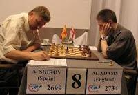Shirov se clasifica para la segunda ronda del Torneo de Ajedrez de Candidatos 2007