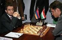 Aronian vence a Leko en la cuarta ronda del Campeonato Mundial de Ajedrez 2007