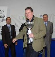 Oleg Korneev primer clasificado en el II Torneo Internacional de Ajedrez Ciudad de La Laguna