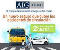 AIG Direct Seguros Vial