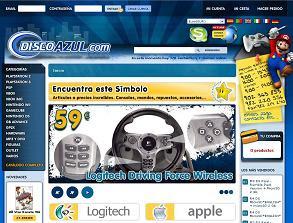 comprar electrodomésticos en la tienda online Disco Azul