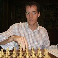 Paco Vallejo Campeon de España de Ajedrez 2009