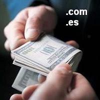 Crisis y compraventa de dominios de internet .com y .es