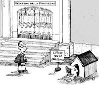 Registradores de la propiedad