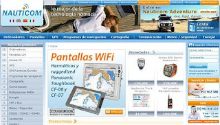 Electrodomésticos y tecnología de movilidad en Nauticom