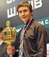 Karjakin vencedor de la IV Copa del Mundo de Ajedrez Rápido de la ACP