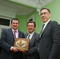 Representantes de la Final de Maestros del Grand Slam de Bilbao