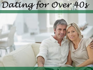 Internet dating for over 40's
