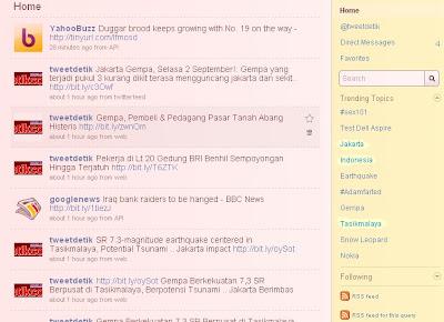 Lagi, Indonesia Ngetop di Twitter kali ini Tasikmalaya