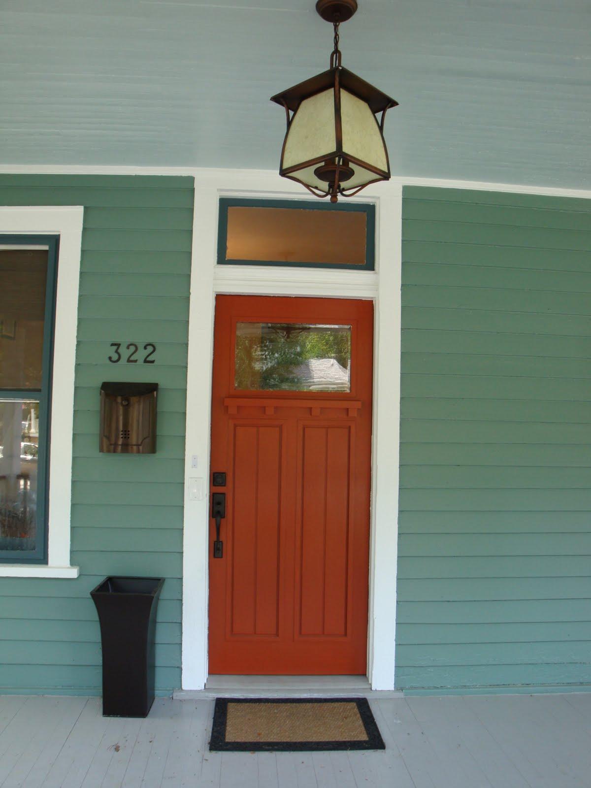 Exterior Door Colors: Front Door Colors On Pinterest