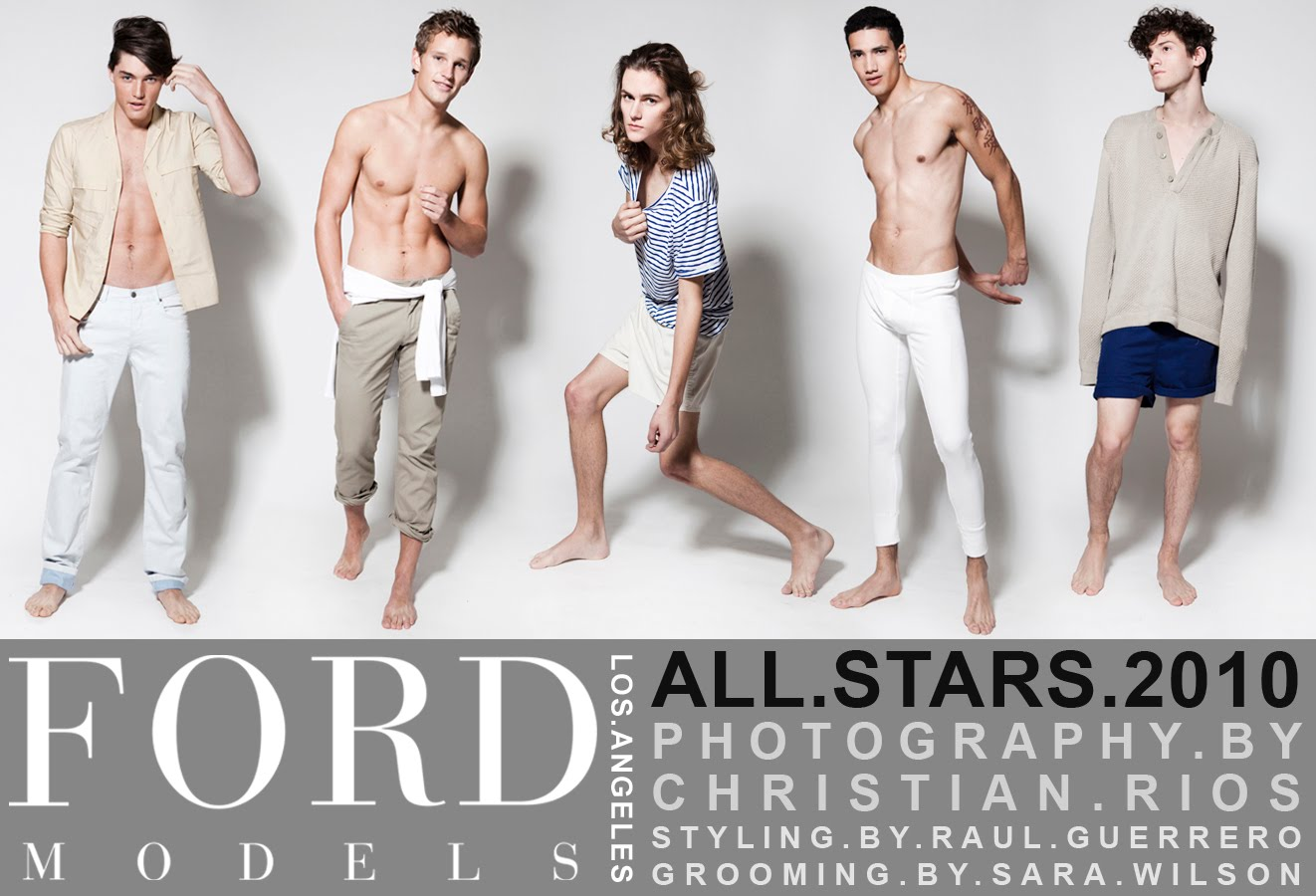Shoot ford models los angeles all stars 2010 while we are already familiar with work of mr isaac weber and jimmy brighton meet the rest of the all