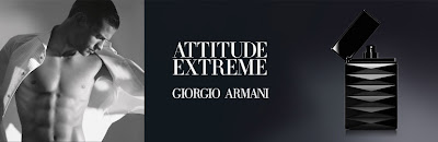 Giorgio Armani Attitude Extreme Design Scene