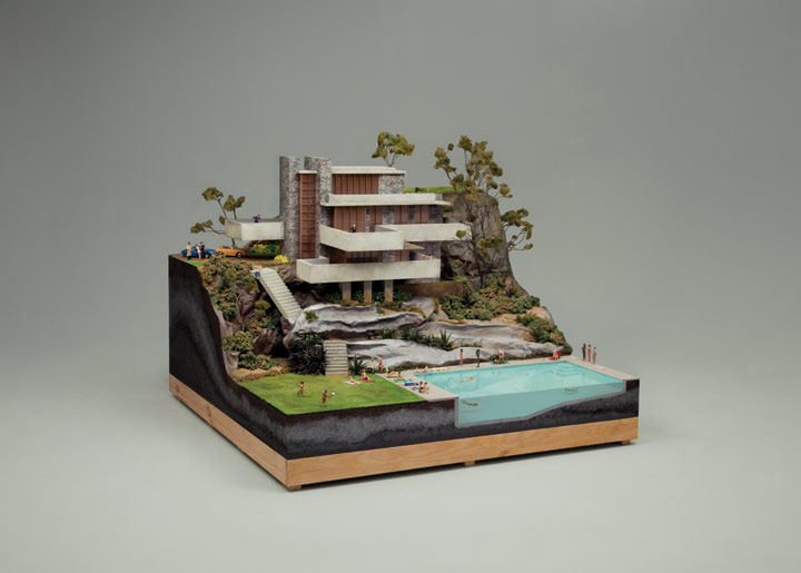 Architect Andrew Lloyd Wright: Frank Lloyd Wright For Chillout Sessions XII