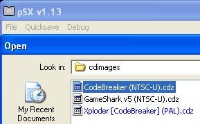 Psx codebreaker rom