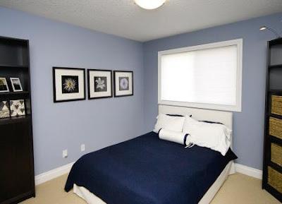 Colores para dormitorios for Pintura de dormitorios modernos