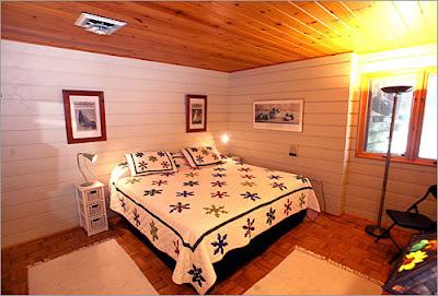 C mo pintar cielos rasos de madera - Madera para techos interiores ...