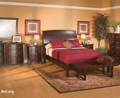 Colores calidos y frios sensacion de temperatura for Dormitorios colores calidos