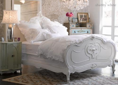 Decoraci n shabby chic colores muebles complementos - Shabby chic muebles ...